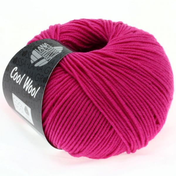 Lana Grossa Cool Wool 2000 537 Zyklam 50g