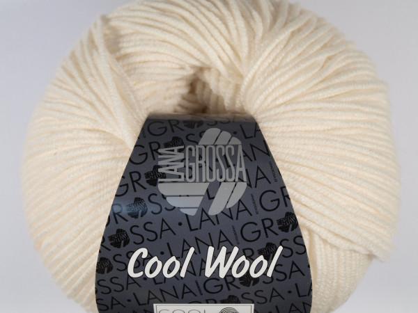 Lana Grossa Cool Wool 2000 432 Ecru