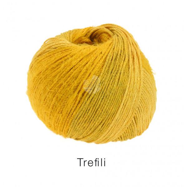 Lana Grossa Trefili 009 Curry/Senfgelb 50g