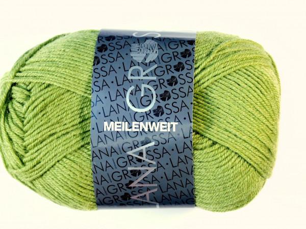 Lana Grossa Meilenweit 50 - Grasgrün