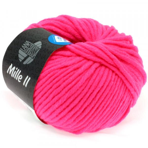 Lana Grossa Mille II Neon 502 Pink