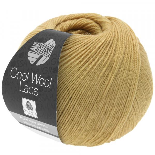 Lana Grossa Cool Wool Lace 010 Beige 50g