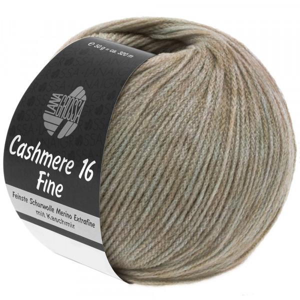 Lana Grossa Cashmere 16 Fine 007 Taupe 50g
