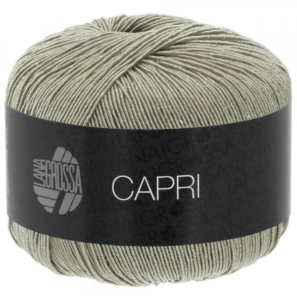 Lana Grossa Capri 011 Steingrau 50g