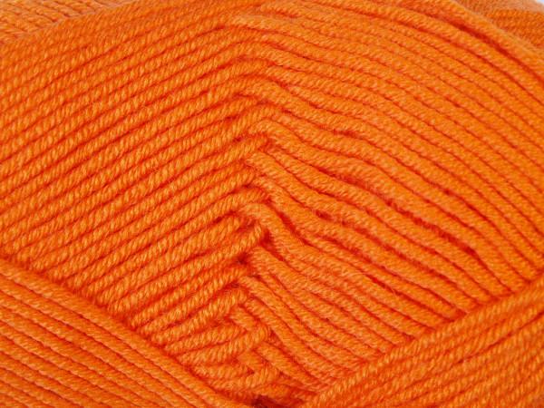 Lang Yarns Cashmerino 059 Orange 50g