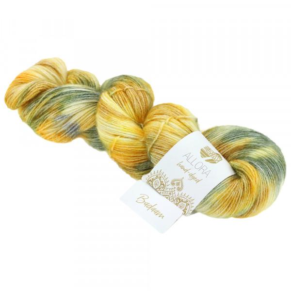Lana Grossa Allora Hand-Dyed 259 Badaam 50g