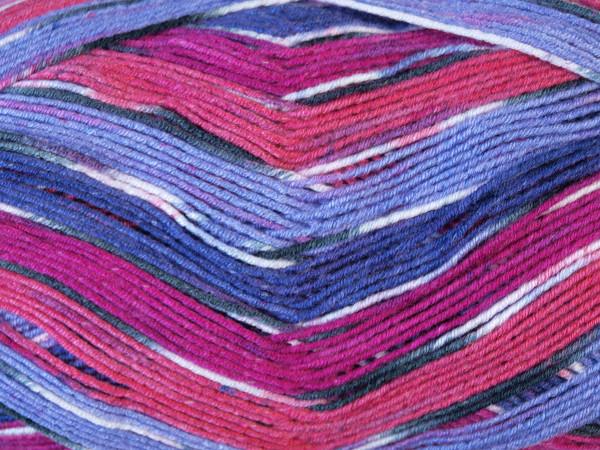 OnLine Sensitive Socks 050 Pink/Lila 100g