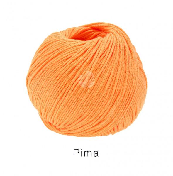 Lana Grossa Pima 008 Orange 50g