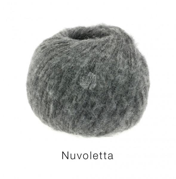 Lana Grossa Nuvoletta 015 Dunkelgrau 50g