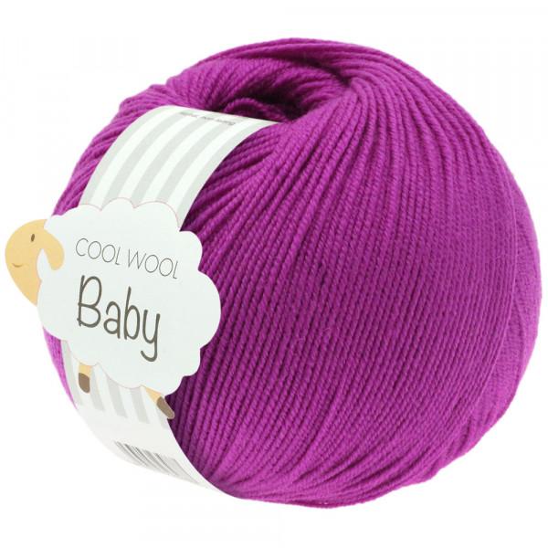 Lana Grossa Cool Wool Baby 236 Zyklam 50g