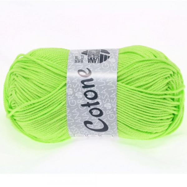 Lana Grossa Cotone 036 Hellgrün 50g