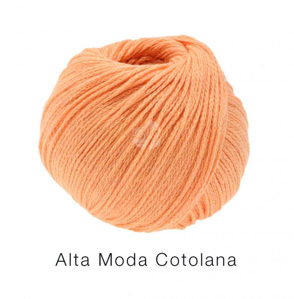 Lana Grossa Alta Moda Cotolana 002 Apricot 50g