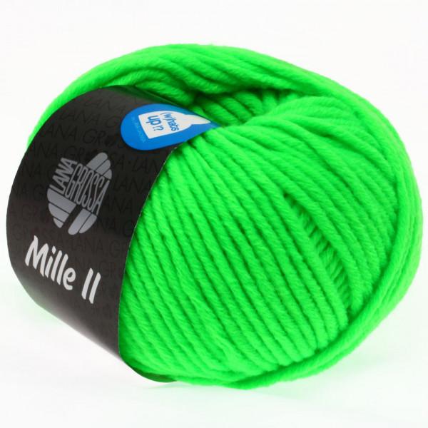 Lana Grossa Mille II Neon 504 Grün