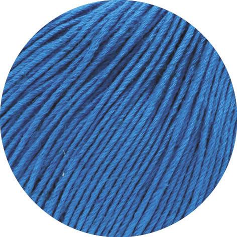 Lana Grossa Solo Lino 041 Blau 50g