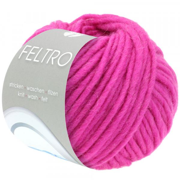 Lana Grossa Feltro 038 Pink 50g