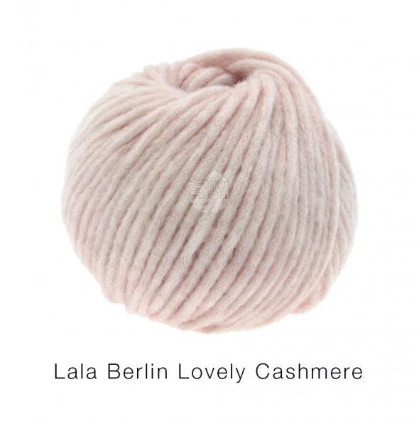 lana Grossa lala BERLIN LOVELY CASHMERE 0012 Pastellrosa 25g