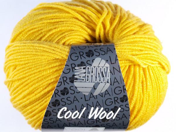 Lana Grossa Cool Wool 2000 - Goldgelb