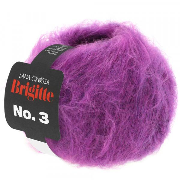Lana Grossa Brigitte No.3 005 Violett 25g
