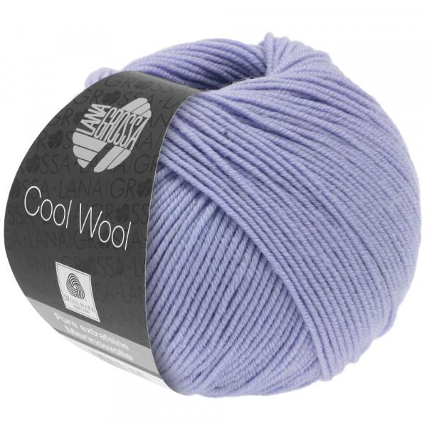 Lana Grossa Cool Wool 2000 2070 helles Flieder 50g