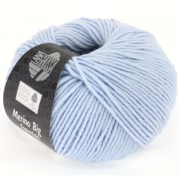 Lana Grossa Cool Wool Big 604 Hellblau 50g