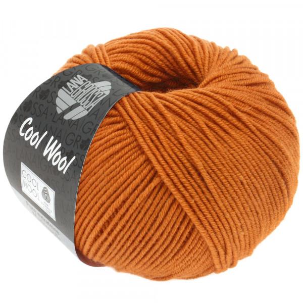 Lana Grossa Cool Wool 2000 2053 Kürbis 50g