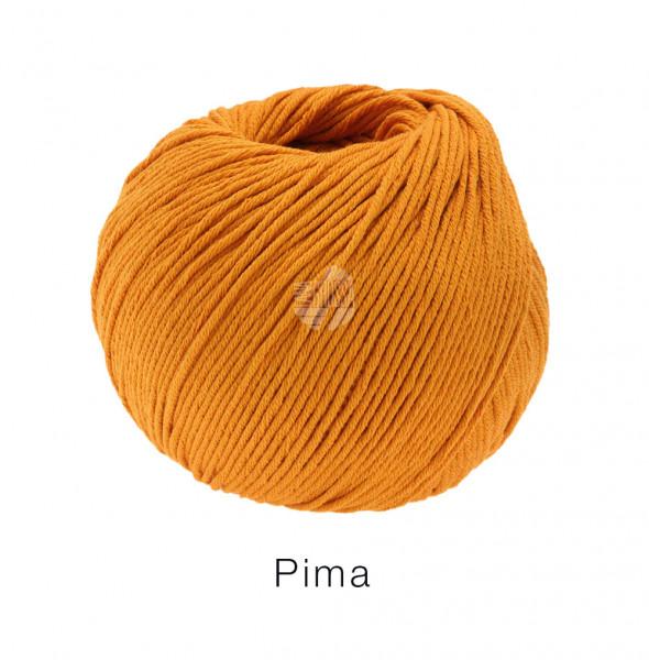 Lana Grossa Pima 009 Ockergelb 50g