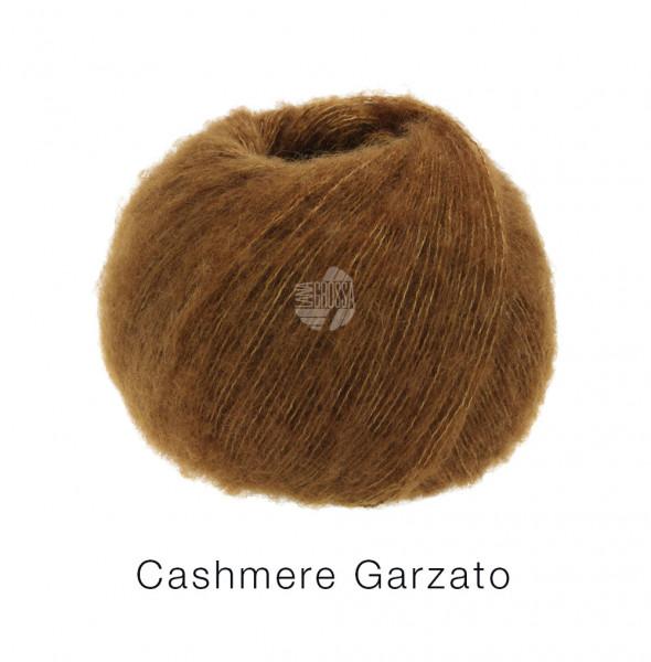 Lana Grossa Cashmere Garzato 002 Braun 25g