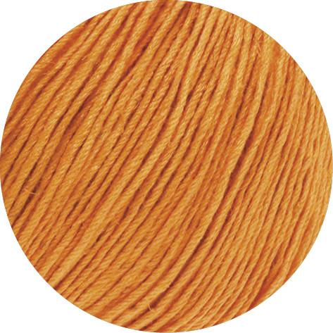 Lana Grossa Solo Lino 025 Orange 50g