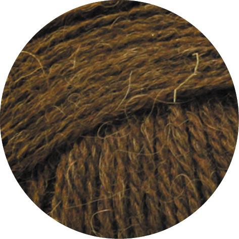 -Lana Grossa Alpaca Peru 200 221 Dunkelbraun 50g