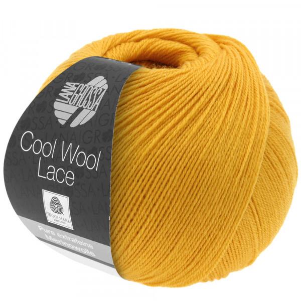 Lana Grossa Cool Wool Lace 009 Maisgelb 50g