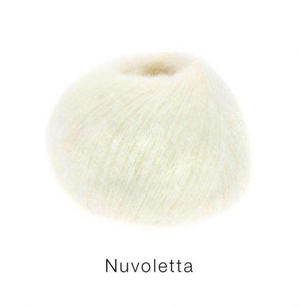 Lana Grossa Nuvoletta - Rohweiß