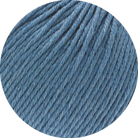 Lana Grossa Soft Cotton 025 Jeans 50g