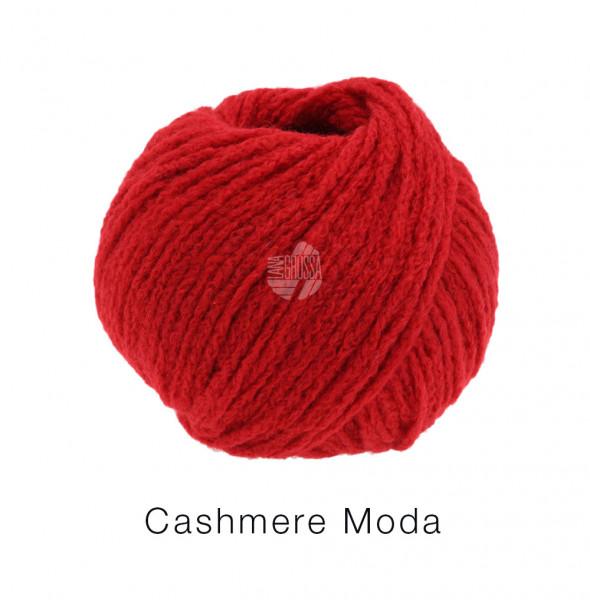 Lana Grossa Cashmere Moda 004 Rot 25g