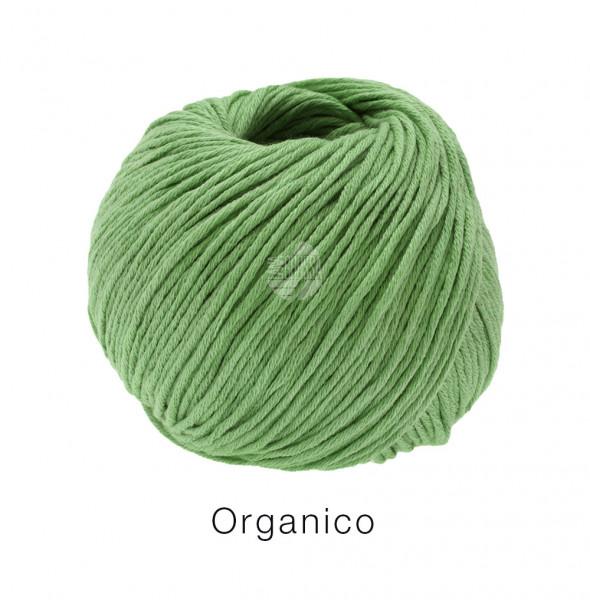 Lana Grossa Organico 135 Apfelgrün 50g