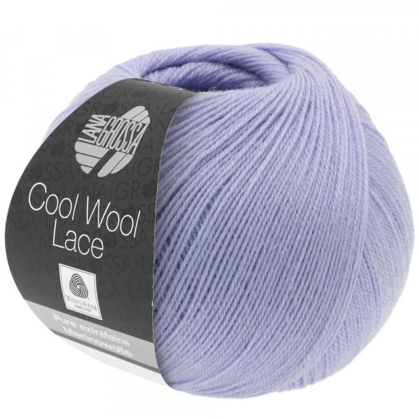 Lana Grossa Cool Wool Lace 017 Lila 50g