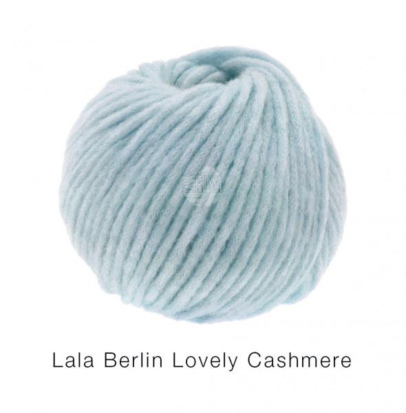 lana Grossa lala BERLIN LOVELY CASHMERE 0010 Hellblau 25g