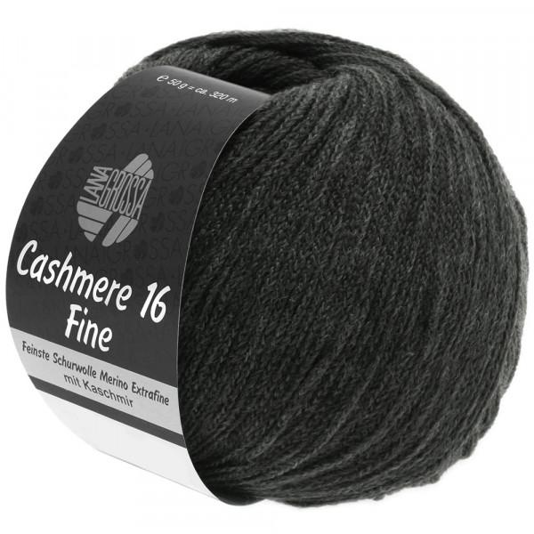 Lana Grossa Cashmere 16 Fine 017 Anthrazit 50g