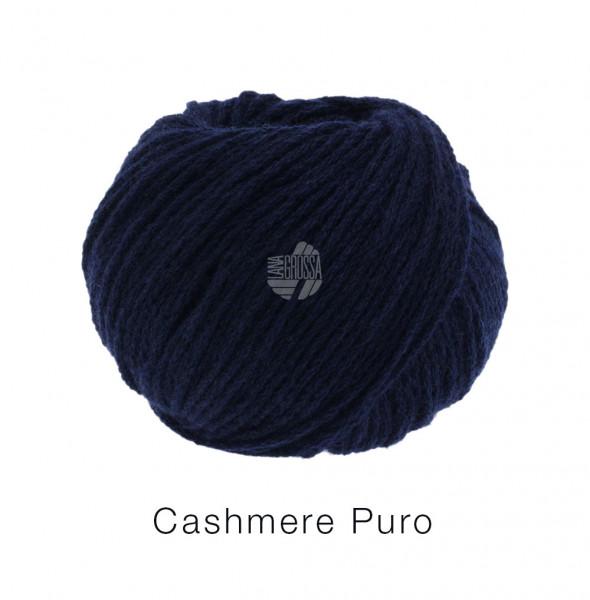 Lana Grossa Cashmere Puro 013 Nachtblau 25g
