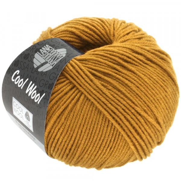 Lana Grossa Cool Wool 2000 2035 Honiggelb 50g