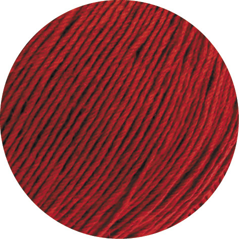 Lana Grossa Solo Lino 011 Rot 50g