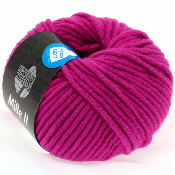 Lana Grossa Mille II 026 Pink