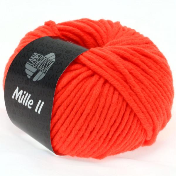 Lana Grossa Mille II Neon 503 Orange