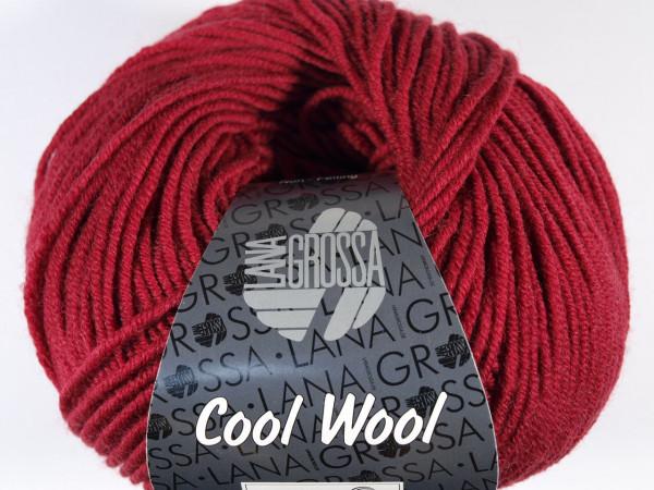 Lana Grossa Cool Wool 2000 - Weinrot