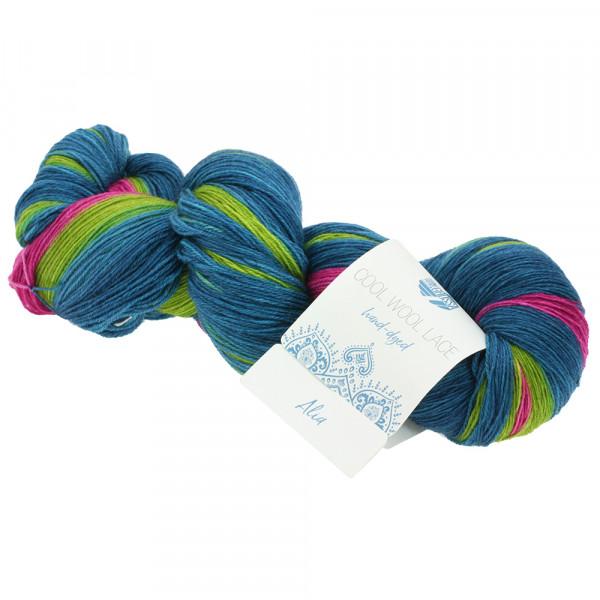 Lana Grossa Cool Wool Lace Hand-Dyed 803 Alia 100g