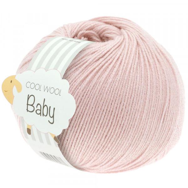 Lana Grossa Cool Wool Baby 267 Rosa 50g