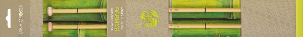 Lana Grossa Jackenstricknadel Bambus 35-4,0