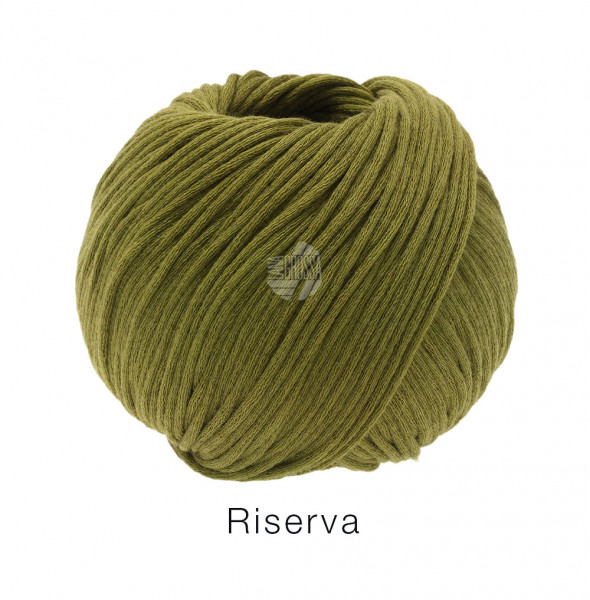 Lana Grossa Riserva Gots 018 Oliv 50g
