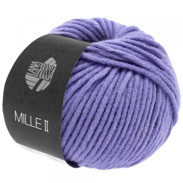 Lana Grossa Mille II 128 Violett 50g