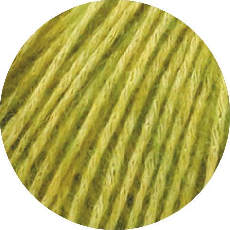 Lana Grossa Ecopuno 003 Gelbgrün 50g