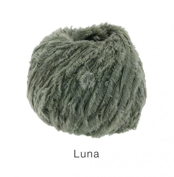 Lana Grossa Luna 006 Heugrün 50g